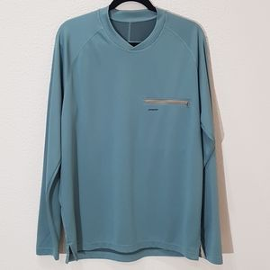 Patagonia Mens Outdoor Long sleeve Top SzL